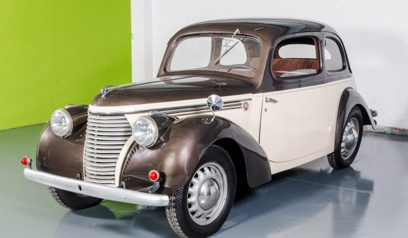 Škoda POPULAR 1100 OHV full