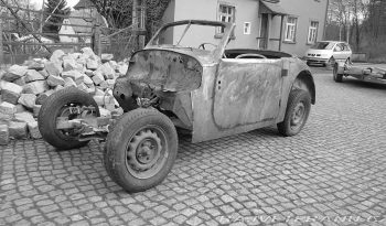 ŠKODA 1102 TUDOR roadster full