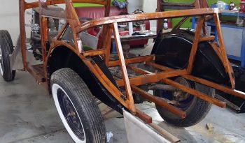SKODA 418 POPULAR tudor cabriolet full
