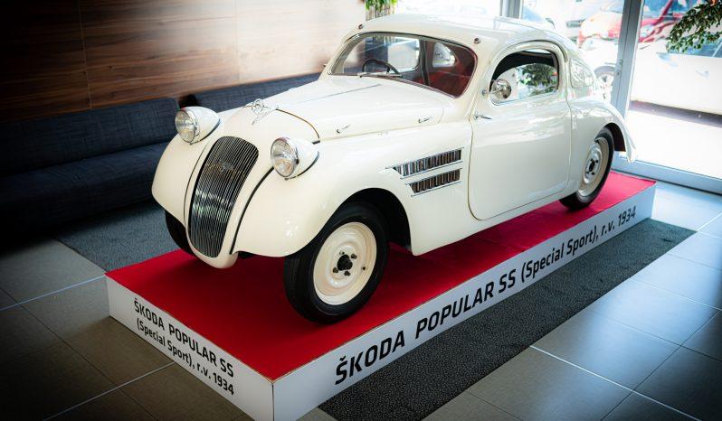 ŠKODA POPULAR SS SPECIAL SPORT full