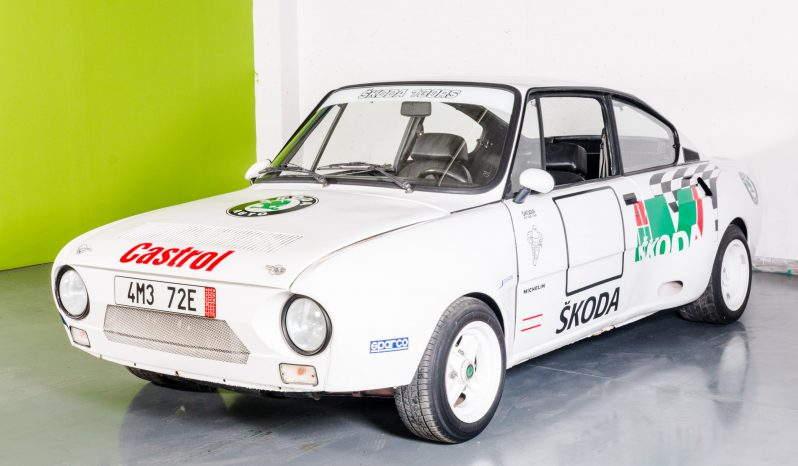 ŠKODA  110 R Kit 130 RS full