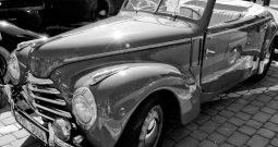 ŠKODA 1102 TUDOR roadster